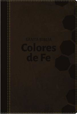 Picture of Santa Biblia Rvr77 - Colores de Fe