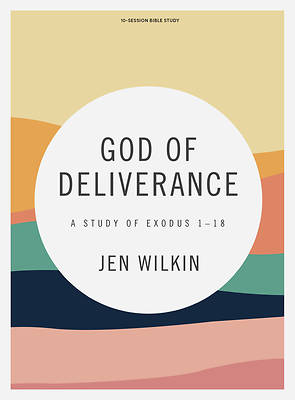 Picture of God of Deliverance - Bible Study Book