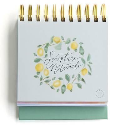 Picture of CSB Scripture Notecards, Hosanna Revival Edition, Lemons