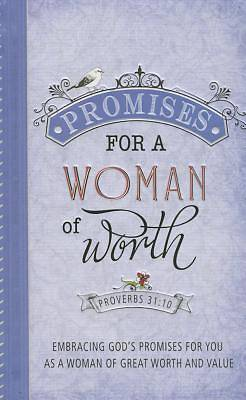 Picture of Promises for a Woman of Worth