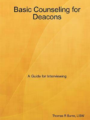 Basic Counseling for Deacons