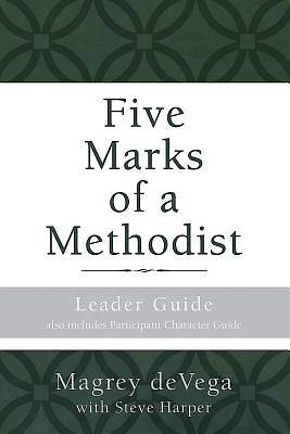 Picture of Five Marks of a Methodist: Leader Guide - eBook [ePub]