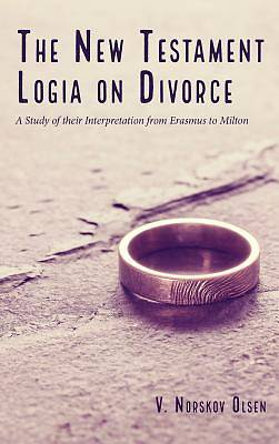 Picture of The New Testament Logia on Divorce