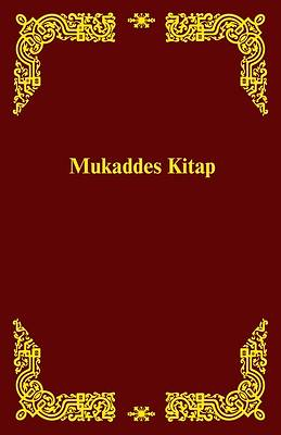 Picture of Turkmen New Testament
