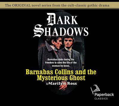 Picture of Barnabas Collins and the Mysterious Ghost