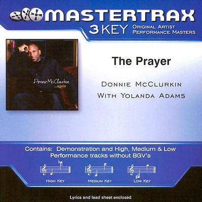 The Prayer Compact Disc