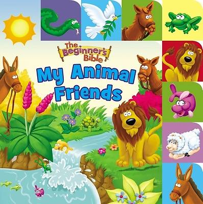 Picture of The Beginner's Bible My Animal Friends