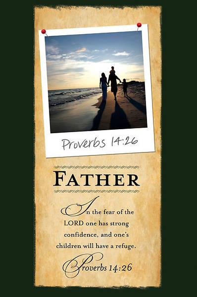 Picture of Father's Day Bulletin 2011, Regular (Package of 50)