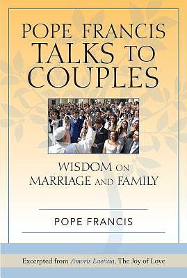 Picture of Pope Francis Talks to Couples