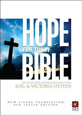 Bible Hope For Today NLT Hardcover