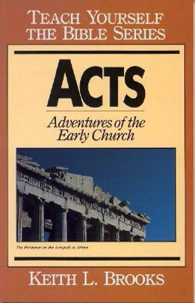 Picture of Acts-Teach Yourself the Bible Series - eBook [ePub]