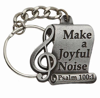 Picture of Key Chain - Make a Joyful Noise