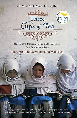 Picture of Three Cups of Tea