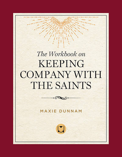 Picture of The Workbook on Keeping Company with the Saints