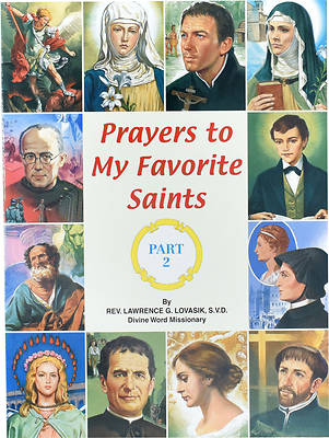 Picture of Prayers to My Favorite Saints (Part 2)