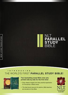 Picture of New Living Translation Parallel Study Bible