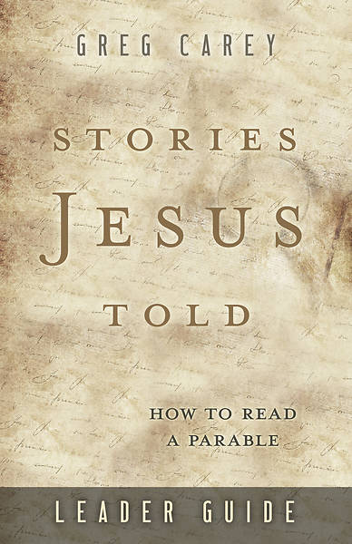 Picture of Stories Jesus Told Leader Guide - eBook [ePub]