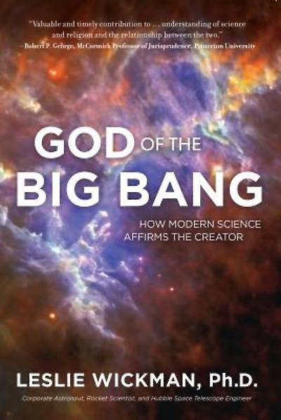 Picture of God of the Big Bang