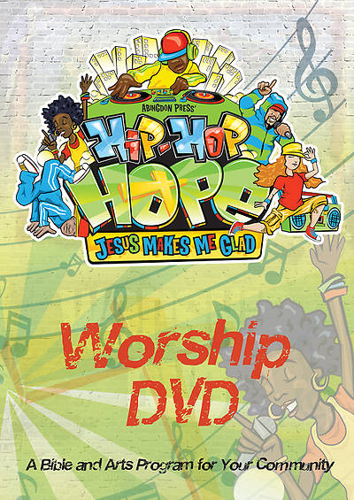 Vacation Bible School 2013 Hip-Hop Hope Worship DVD VBS