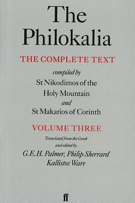 The Philokalia, Volume 3