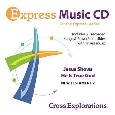 Picture of Express Music CD (Nt2)