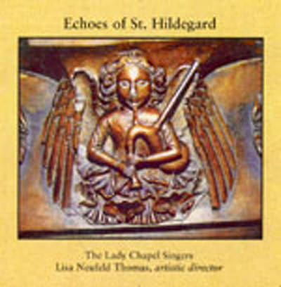 Echoes of St. Hildegard CD
