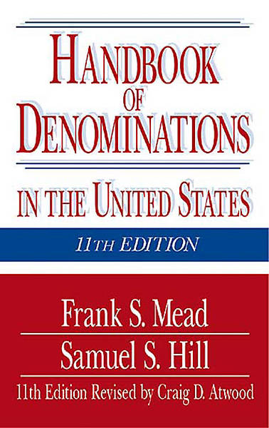 Picture of Handbook of Denominations  [Palm Ebook]