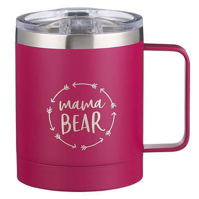 Picture of Mug Steel Travel Mama Bear