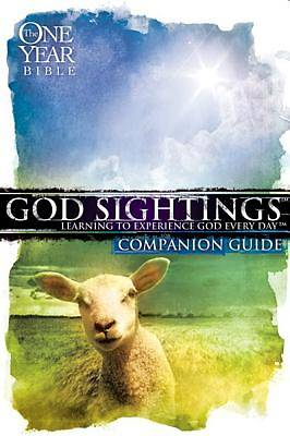 God Sightings One Year Companion Guide