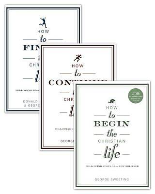 The Christian Life set of 3 books [ePub Ebook]