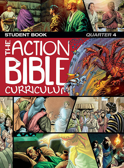 The Action Bible Student Books Winter