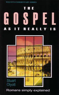 Picture of Gospel as It Really is (Romans)