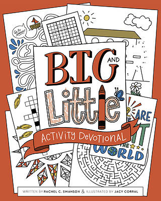 Picture of Big and Little Activity Devotional
