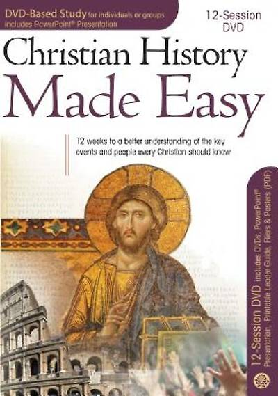 Christian History Made Easy Complete Kit