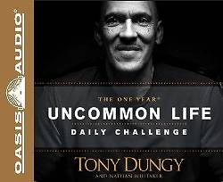 Picture of The One Year Uncommon Life Daily Challenge