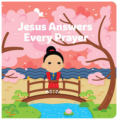 Picture of Jesus Answers Every Prayer