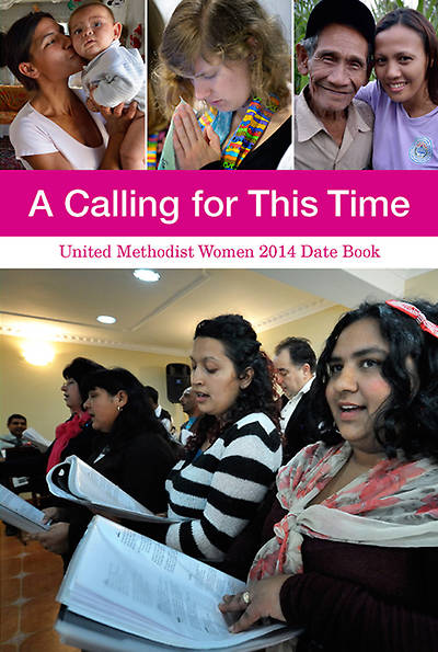 United Methodist Women -  My Date Book 2014