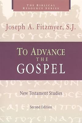 To Advance the Gospel