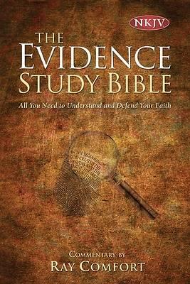 Picture of The Evidence Bible NKJV Hardback