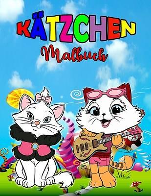 Picture of Kätzchen Malbuch