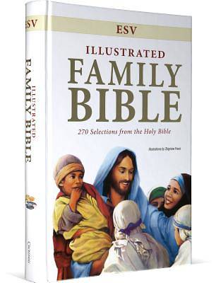 English Standard Version Illustrated Family Bible