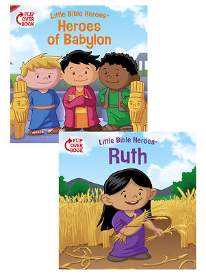 Picture of Heroes of Babylon/Ruth Flip-Over Book