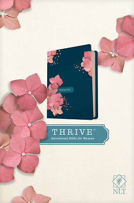 Picture of NLT Thrive Devotional Bible for Women (Hardcover)