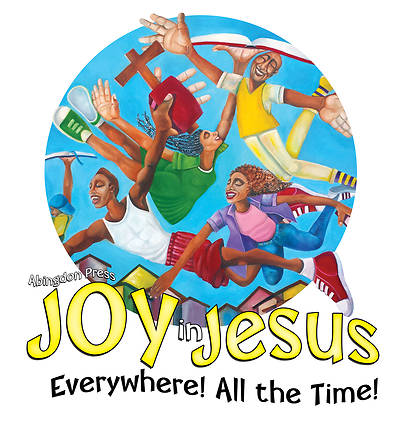 Vacation Bible School (VBS) 2016 Joy in Jesus Downloadable High Resolution Logo