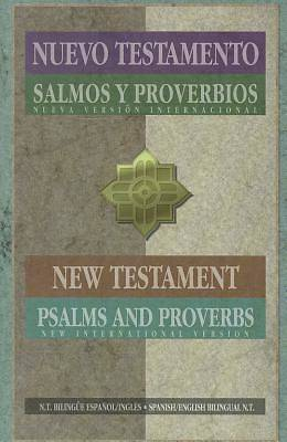 Spanish/English New Testament Psalms/Proverbs-PR-NVI/NIV