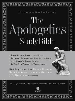 Apologetics Study Bible-HCSB