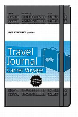 Moleskine Passions Travel Journal/Carnet Voyage