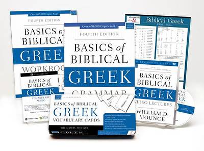 Picture of Learn Biblical Greek Pack 2.0