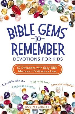 Picture of Bible Gems to Remember Devotions for Kids
