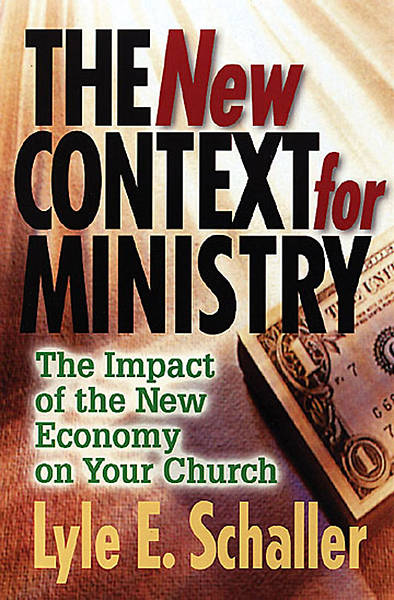 New Context for Ministry [Adobe Ebook]